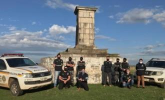 COMBATE AO ABIGEATO : Programa Sentinela monitora áreas de fronteira no Estado