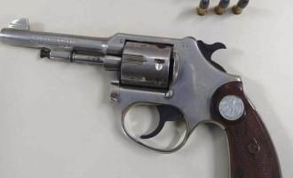 BRIGADA :  Prisões pelo porte ilegal de arma