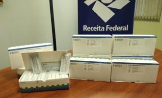 COVID-19 : Receita Federal doa testes rápidos