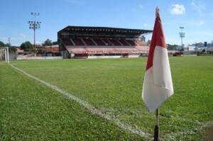 Estádio 19 de outubro em Ijuí