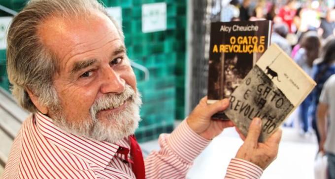LITERATURA : Oficina de criação com o escritor Alcy Cheuiche