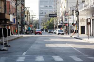 Pelotas encerra lockdown as 12h de terça
