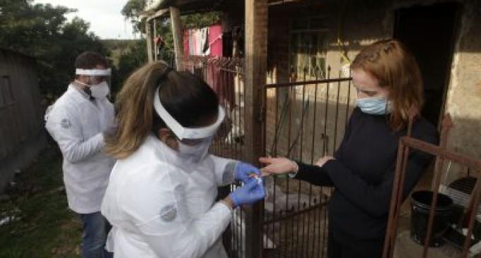 UFPel busca voluntários para trabalho em pesquisa sobre Covid-19 no RS