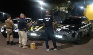 Polícia Civil organizou operação no litoral norte, e prende traficante pelotense