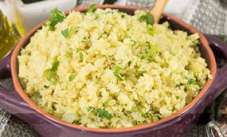 Nutricionista do Sesc dá dicas para substituir o arroz nas refeições