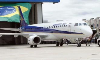 Embraer anuncia demissão de 900 empregados no Brasil