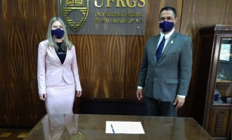 ESCOLHA DO PRESIDENTE : Novo Reitor da UFRGS toma posse
