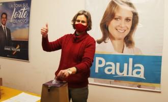 PSDB aprova candidatura de Paula Mascarenhas à reeleição