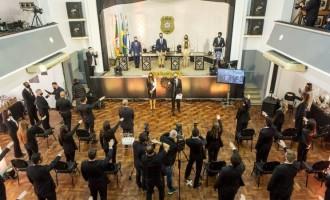 POLÍCIA CIVIL :   55 novos delegados são nomeados