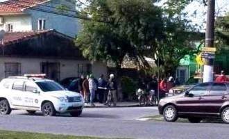 Polícia investiga assassinato