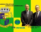 """ELEIÇÃO 2020  : Coligação """"Muda Pelotas, Muda de Verdade"""""""