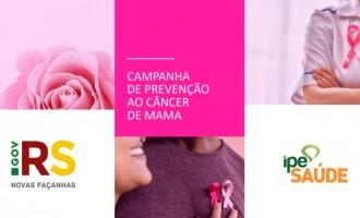Mamografias poderão ser realizadas sem custos pelo IPE Saúde