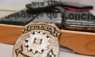 POLÍCIA CIVIL : Em dois meses foram recuperados  28 aparelhos celulares furtados em Pelotas