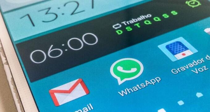 ELEIÇÕES : TSE tem canal de denúncia de disparos em massa no Whats-App