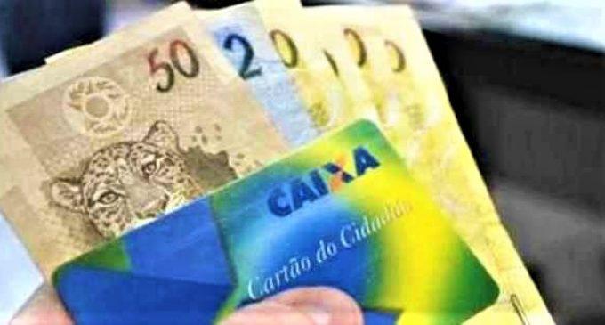 NASCIDOS EM NOVEMBRO : Caixa inicia pagamento do abono para trabalhadores