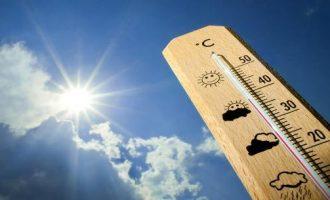 Fim de semana do Natal terá muito calor, diz Meteorologia