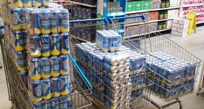 VAI FALTAR? Falta de cerveja nos supermercados brasileiros nunca foi tão alta