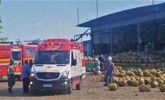 Um morto e dois feridos em explosão de gás na Zona Norte