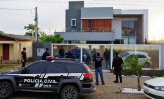 OPERAÇÃO SIGNATÁRIO :  Advogado é preso por falsificar documentos