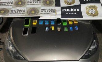 GOLPE DO CARTÃO : Grupo de paulistas foi flagrado em Pelotas com cartão de vítima