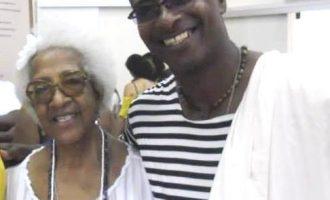 MEMÓRIA : Filho da Griô Sirley Amaro  foi atleta no G. E. Brasil