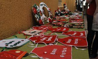 Grupo de Humanização do HE promove Bazar de Natal online