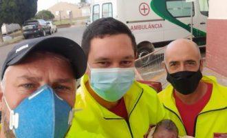 PARTO NA ESTRADA : 2021 começou com dois nascimentos em ambulâncias da Ecosul