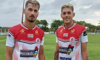 SONHO QUE SEGUE : Jovens de Pelotas se destacam no futebol maranhense