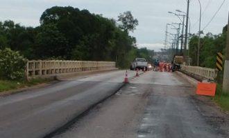 CAPÃO DO LEÃO : Avenida de acesso ao centro do município recebe nova pavimentação asfáltica