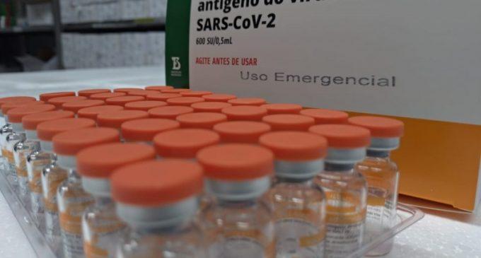 Ministério da Saúde enviará lote de Coronavac para zerar segundas doses atrasadas