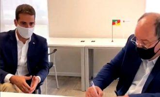 SPUTNIK V : Eduardo oficializa interesse do RS em comprar doses da vacina russa