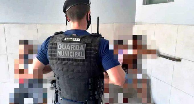 GUARDA MUNICIPAL : Integrantes de facção  são presos na Z-3