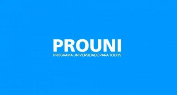 Começam inscrições para bolsas remanescentes do Prouni