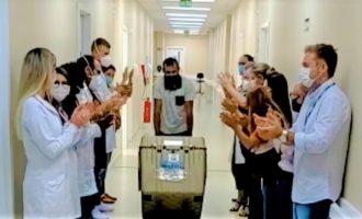 Coronavac chega ao Hospital Escola da UFPEL