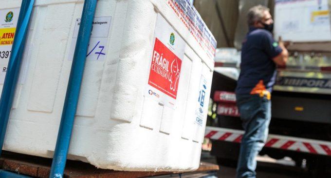 Butantan deve receber na quarta-feira novo lote de insumos para vacina