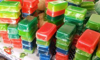 MULTIPLICAR E DIVIDIR : Projeto voluntário oferece  sabão caseiro e detergente