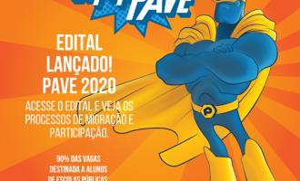 UFPel lança edital do Pave 2020