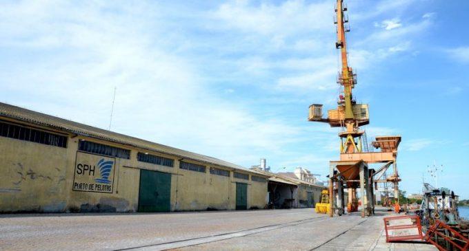 GOVERNO FEDERAL : Porto de Pelotas consta em decreto de desestatizações