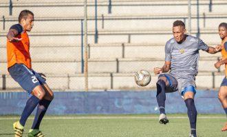 PREPARAÇÃO : Pelotas empata jogo-treino com o São José