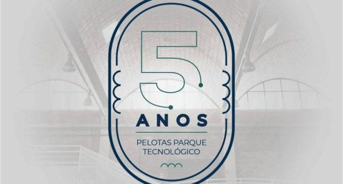 Pelotas Parque Tecnológico lança selo comemorativo aos 5 anos de atividade