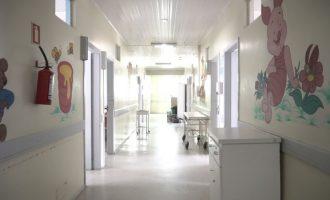 Ala da pediatria do HUSFP é reformada por voluntário