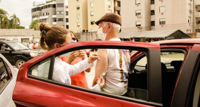 Imunização contra a Covid é ampliada