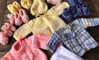 CEGONHAS  : Grupo organiza enxovais  para recém-nascidos