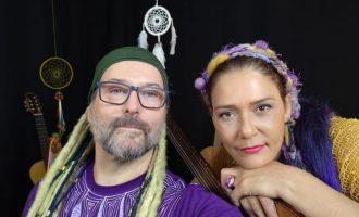 """MÚSICA : Show """"Acalantos"""" com  a arte de Katya Teixeira"""