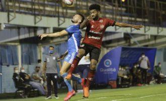 GAUCHÃO : Bruno Paraíba empata no fim e Brasil deixa Novo Hamburgo na lanterna