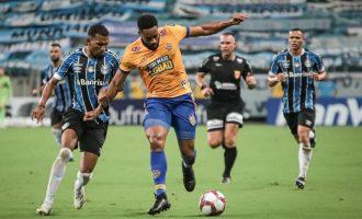 GAUCHÃO : Pelotas leva goleada do Grêmio na Arena