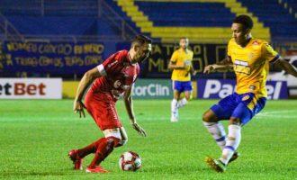 Marcão salva Pelotas no fim e tira São Luiz da liderança