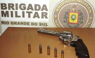 Prisões por tráfico e porte  ilegal de arma de fogo