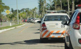 Forças de segurança aplicam 70 autuações durante o feriado