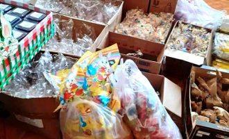 CRIAS DO NAVEGA :  Grupo solidário proporciona  Páscoa para 180 crianças